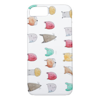 Cute and Whimsy animal pattern  Back Cover