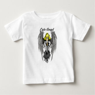Cute Angel Baby Fine Jersey T-Shirt