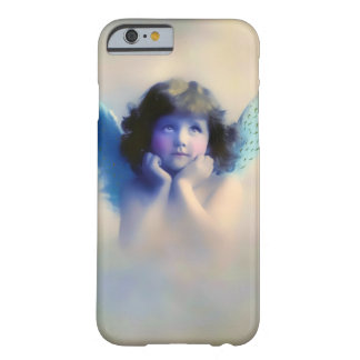 Cute Angel Vintage Barely There iPhone 6 Case