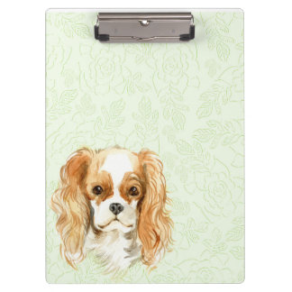Cute Animal Portrait Clipboard