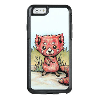 Cute Animal:  Red Panda OtterBox iPhone 6/6s Case