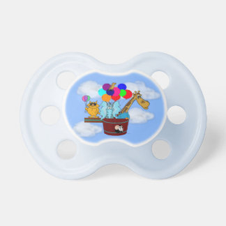 Cute Animals and Balloons on BooginHead® Pacifier