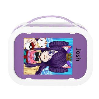 cute anime lunch box