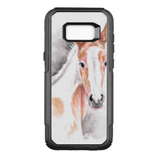 Cute Appy Foal OtterBox Commuter Samsung Galaxy S8+ Case