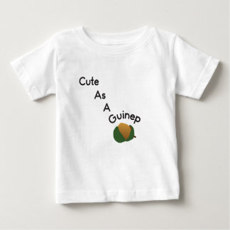 """Cute as a Guinep"" Baby Tee"