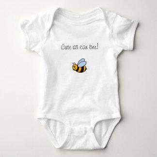 Cute as can bee! baby bodysuit