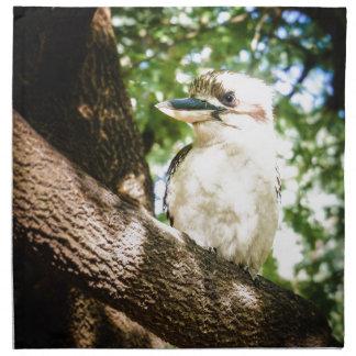 Cute Australia Kookaburra Napkin