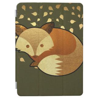 Cute Autumn Fox iPad Air Cover
