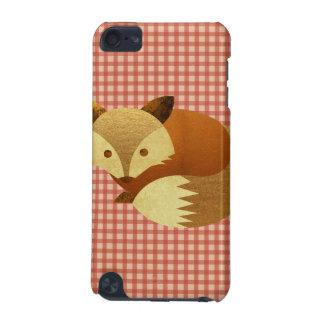 Cute Autumn Fox iPod Touch 5G Case