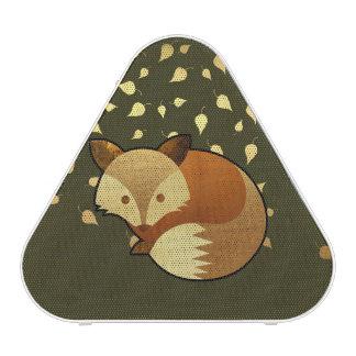 Cute Autumn Fox Speaker