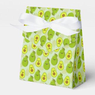 Cute Avocado Tent Favor Box