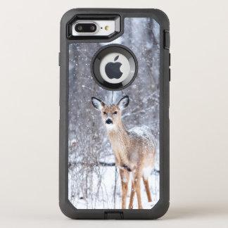 cute baby animal fun joy happy beautiful OtterBox defender iPhone 8 plus/7 plus case