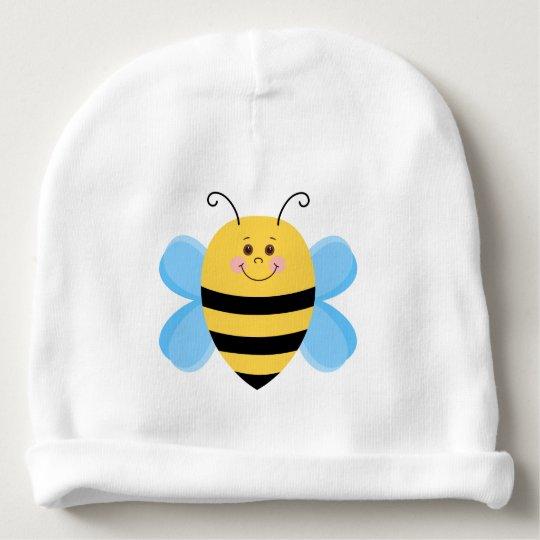 Cute Baby Bee Baby Beanie