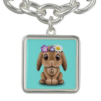 Cute Baby Bunny Hippie Bracelets