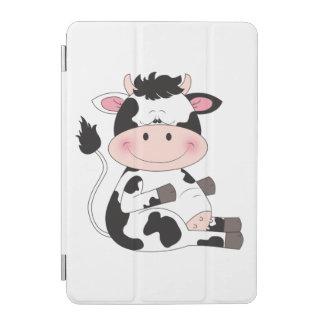 Cute Baby Cow Cartoon iPad Mini Cover