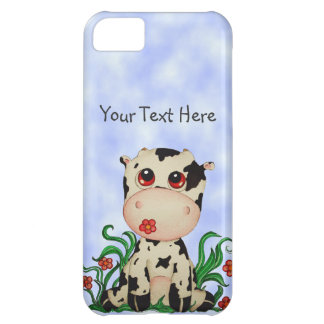 Cute Baby Cow iPhone 5 Case