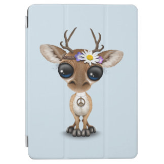 Cute Baby Deer Hippie iPad Air Cover