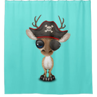 Cute Baby Deer Pirate
