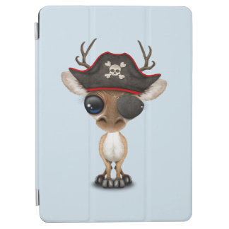 Cute Baby Deer Pirate iPad Air Cover