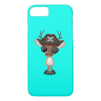 Cute Baby Deer Pirate iPhone 8/7 Case