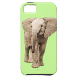 Cute Baby Elephant iPhone 5 Cases