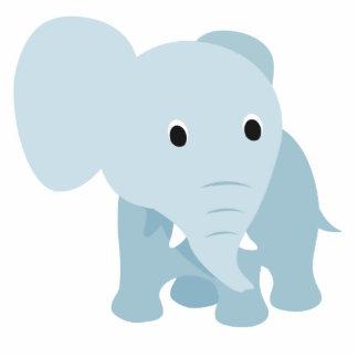 Cute Baby Elephant Acrylic Cut Out