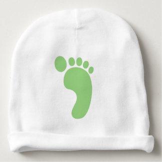 Cute Baby Feet Baby Beanie