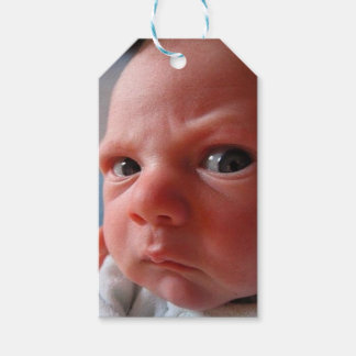 Cute baby gift tags