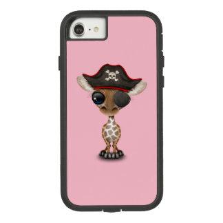 Cute Baby Giraffe Pirate Case-Mate Tough Extreme iPhone 8/7 Case