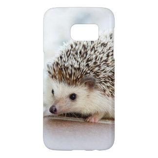 Cute Baby Hedgehog Animal Samsung Galaxy S7 Case