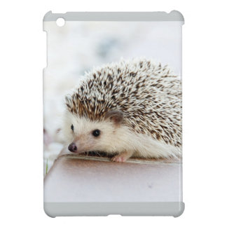 Cute Baby Hedgehog iPad Mini Cases