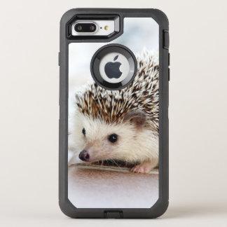 Cute Baby Hedgehog OtterBox Defender iPhone 8 Plus/7 Plus Case