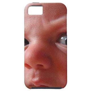 Cute baby iPhone 5 cover