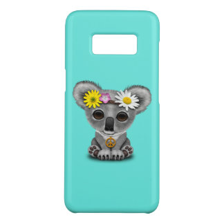 Cute Baby Koala Hippie Case-Mate Samsung Galaxy S8 Case