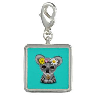Cute Baby Koala Hippie Charm