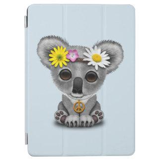 Cute Baby Koala Hippie iPad Air Cover