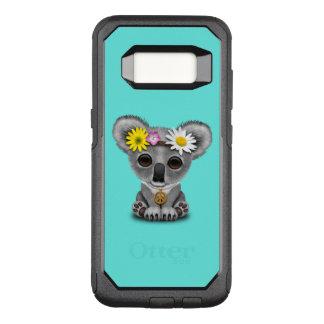 Cute Baby Koala Hippie OtterBox Commuter Samsung Galaxy S8 Case