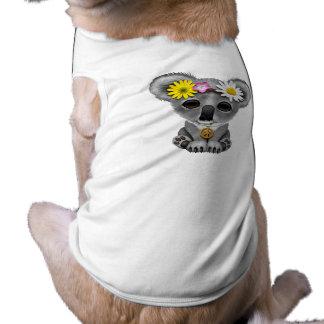 Cute Baby Koala Hippie Shirt