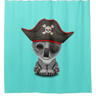 Cute Baby Koala Pirate