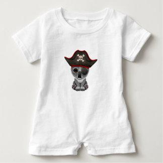 Cute Baby Koala Pirate Baby Romper