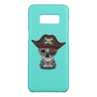Cute Baby Koala Pirate Case-Mate Samsung Galaxy S8 Case