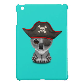 Cute Baby Koala Pirate Cover For The iPad Mini