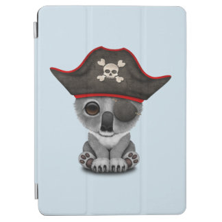 Cute Baby Koala Pirate iPad Air Cover