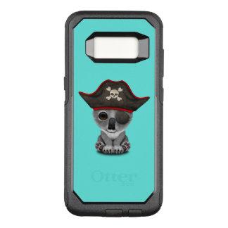 Cute Baby Koala Pirate OtterBox Commuter Samsung Galaxy S8 Case