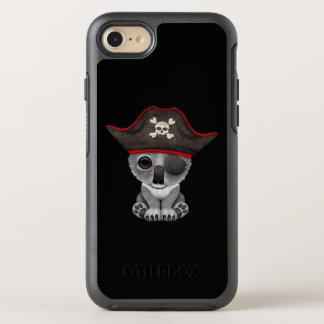 Cute Baby Koala Pirate OtterBox Symmetry iPhone 8/7 Case