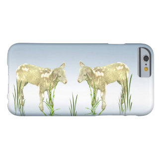 Cute Baby Lambs iPhone 6 Case