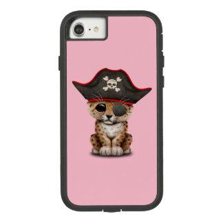 Cute Baby Leopard Cub Pirate Case-Mate Tough Extreme iPhone 8/7 Case