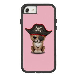 Cute Baby Lion Cub Pirate Case-Mate Tough Extreme iPhone 8/7 Case