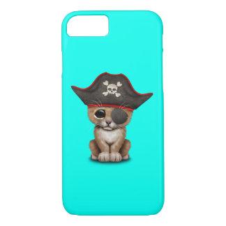 Cute Baby Lion Cub Pirate iPhone 8/7 Case