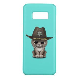 Cute Baby Lynx Cub Sheriff Case-Mate Samsung Galaxy S8 Case